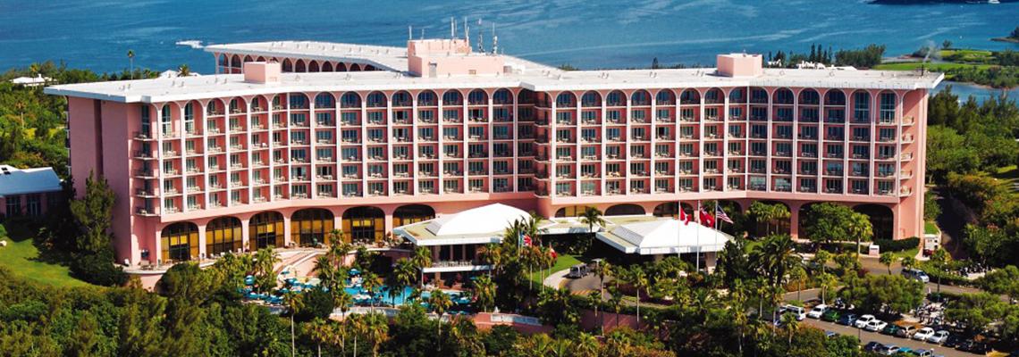 Fairmont Southampton Hotel, Southampton, Bermuda