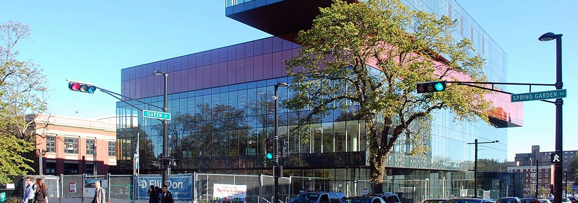Halifax Central Library Halifax, Nova Scotia